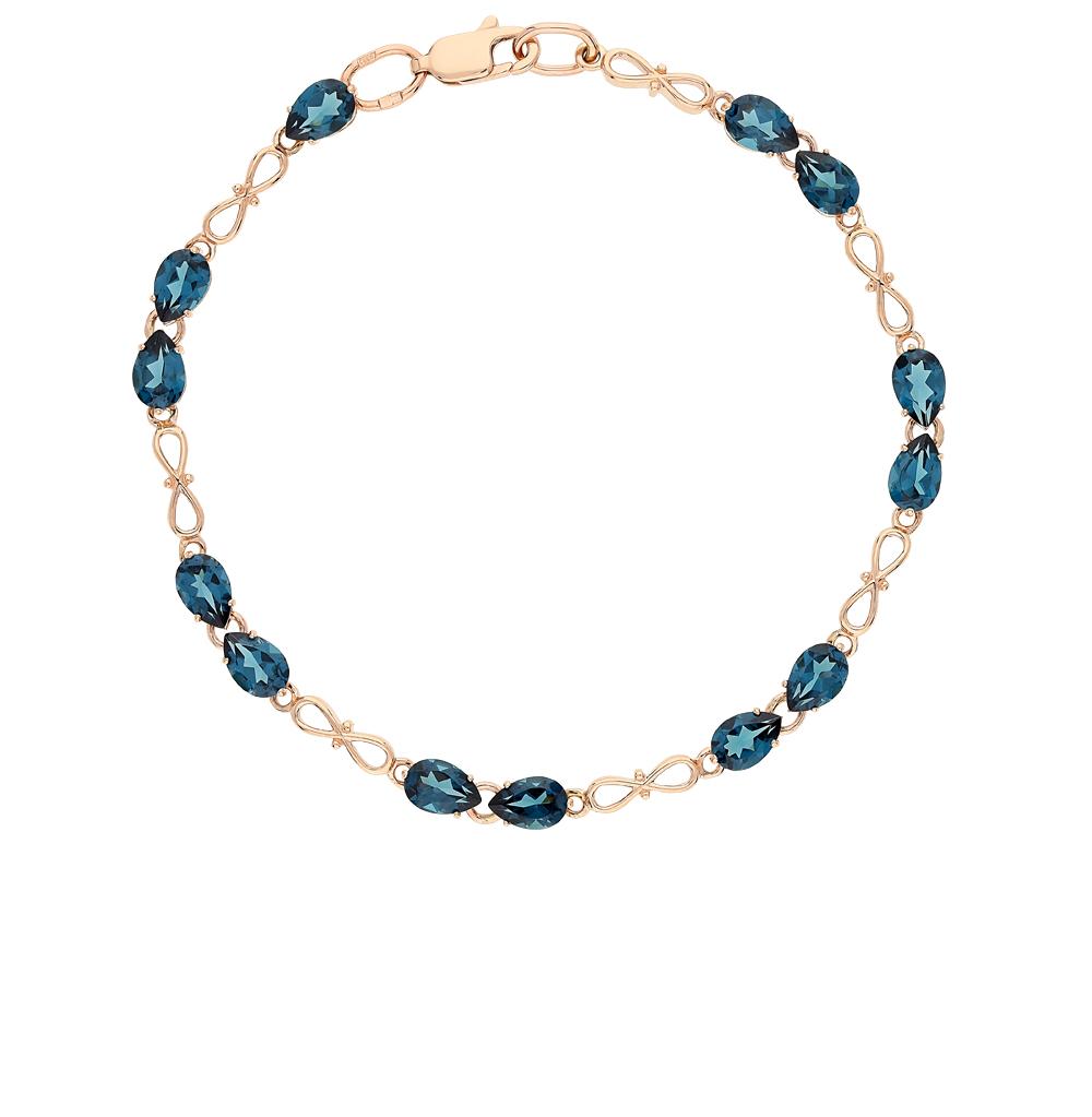 Фото «золотой браслет с ситаллами и ситалами»
