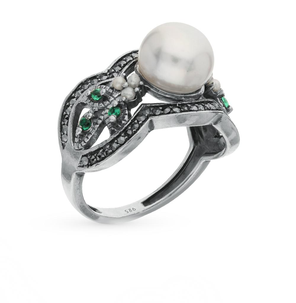 Фото «кольцо с бериллами»