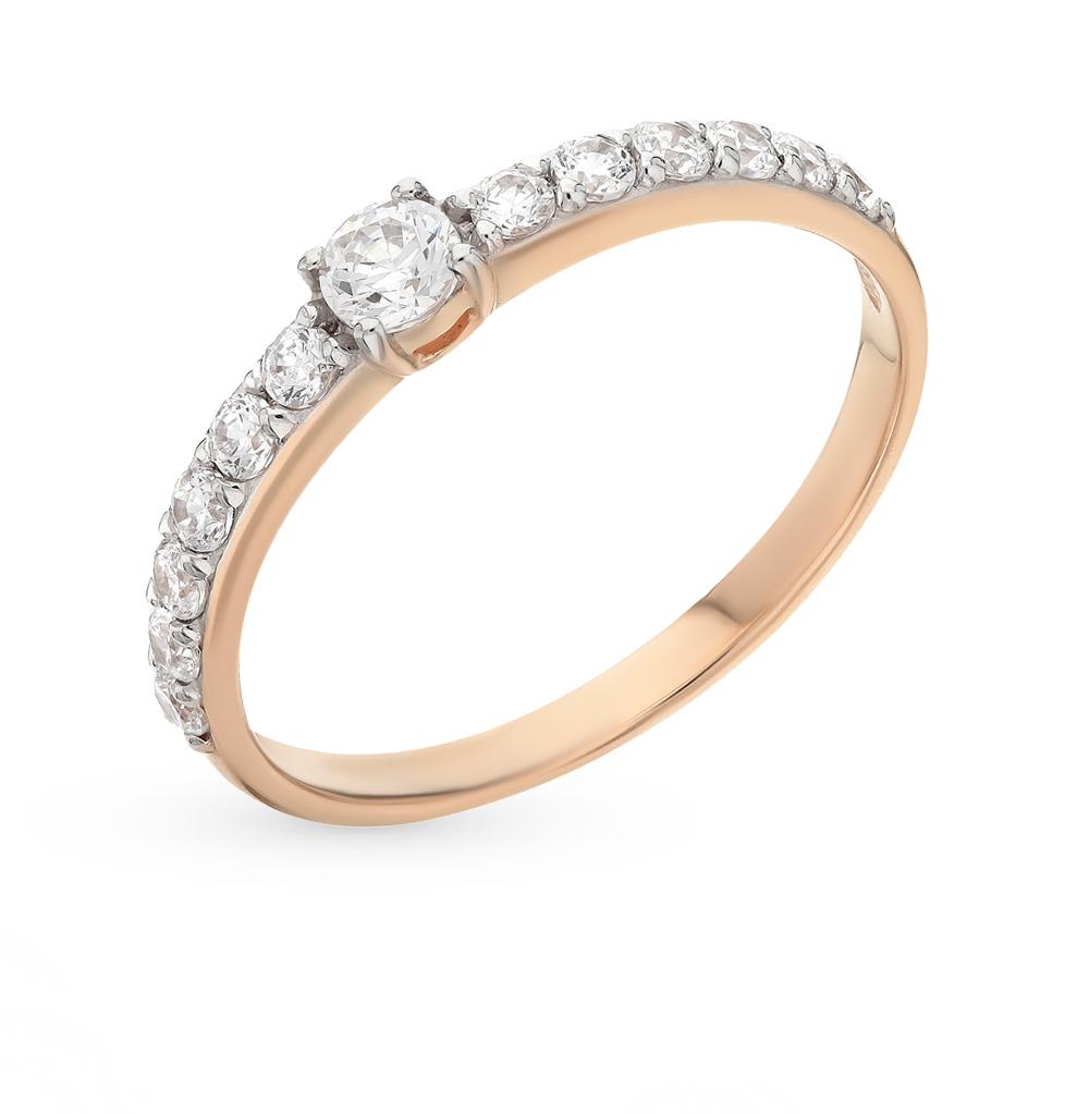 белое золото топаз кольцо
